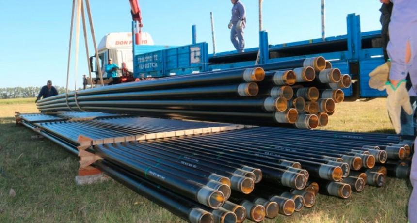 Pisano avanza con las gestiones para gas de Pirovano y Urdampilleta