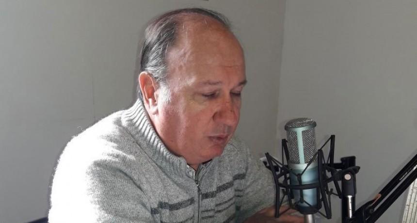 Luis Rodríguez secretario general de UDOCBA: 'La gobernadora ha desaparecido para el área de educación'
