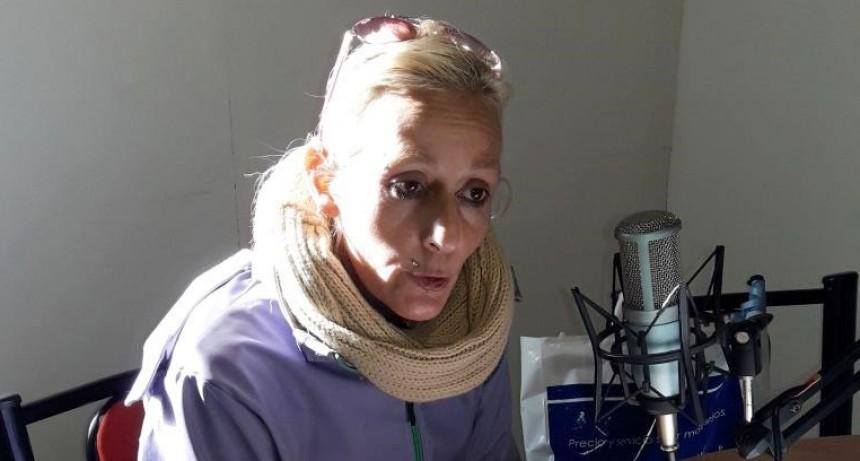 Pedido Expresión Publica: Marta Vidondo hizo uso de su derecho para solicitar ayuda de los vecinos