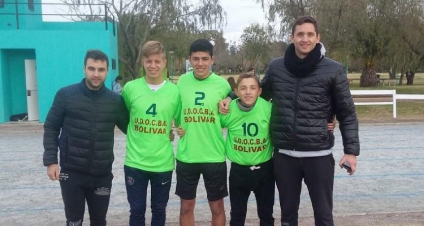 Torneos Juveniles: Excelentes resultados en la etapa local de Atletismo