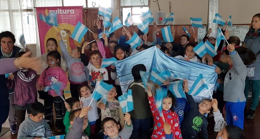 El mundial de cortos se proyectó en Urdampilleta