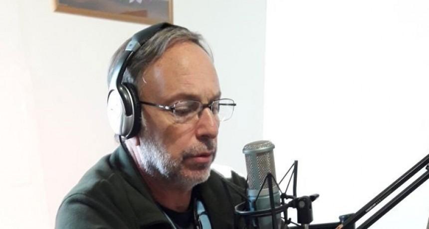 José María Maluendez: 'El papel de la cooperadora del hospital es fundamental por lo pedimos a la comunidad que siga colaborando'