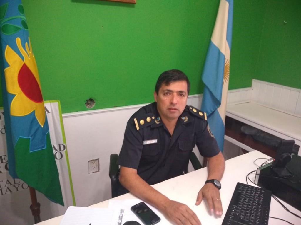 Alejandro Barrios: 'La gente de Urdampilleta es muy amable y con la actitud típica de gente de pueblo'
