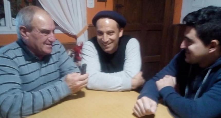 Franco Nievas: 'En mi corazón llevo dos cosas, el fútbol y el turf'