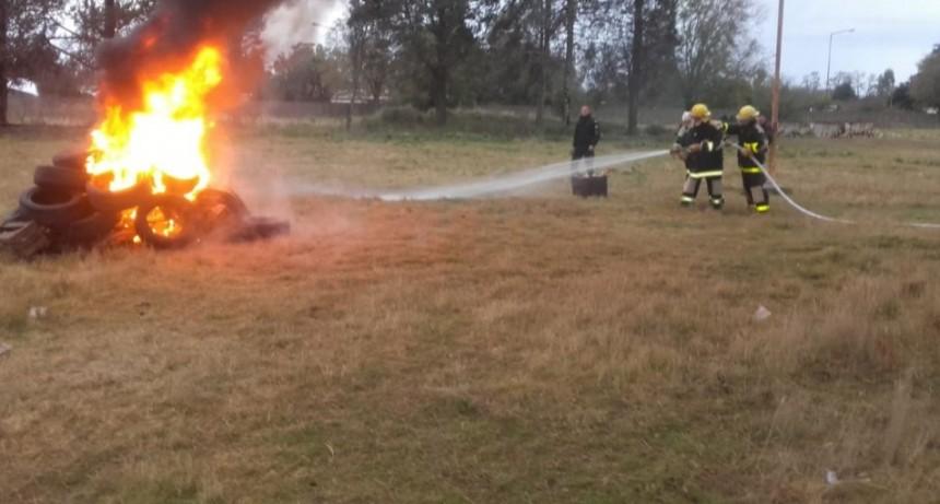 Unidad N.° 38: Academia sobre prevención de incendios, uso de elementos y evacuación