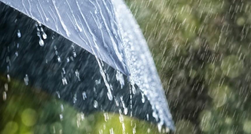 Registro de lluvia: Hasta 19 MM registrados en Urdampilleta y la zona
