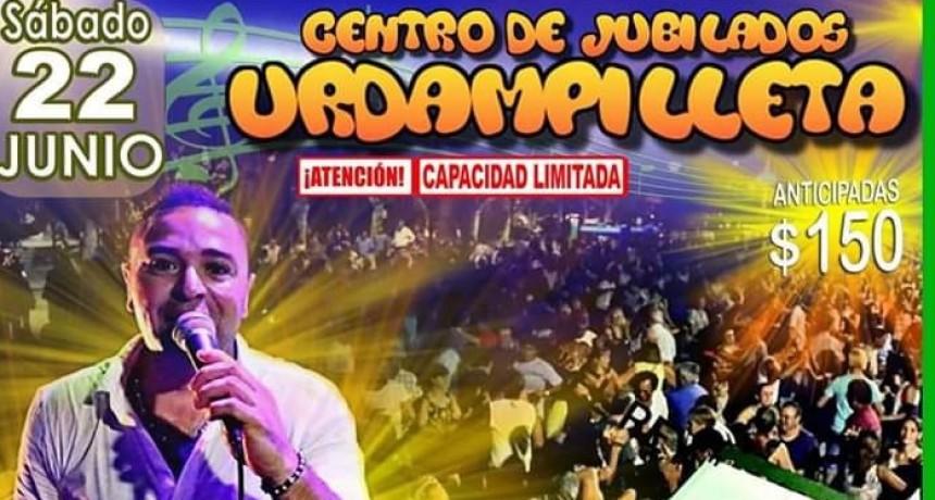 Pantera Producciones y el CJyP de la localidad organizan gran baile popular