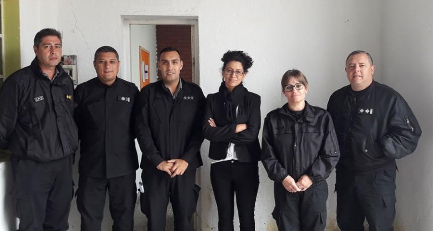 La Unidad 2 inauguró su oficina de inclusión socio laboral