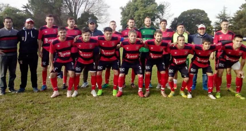 El CAU no pudo con Atlético Mones Cazón y sigue sin sumar