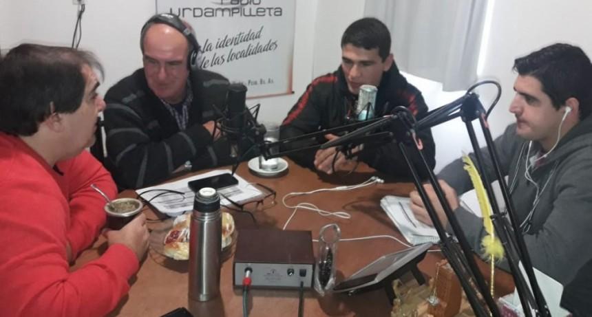 Federico 'Chori' Coronel: 'Lo más complicado que tengo es mi propia pelea con la balanza'