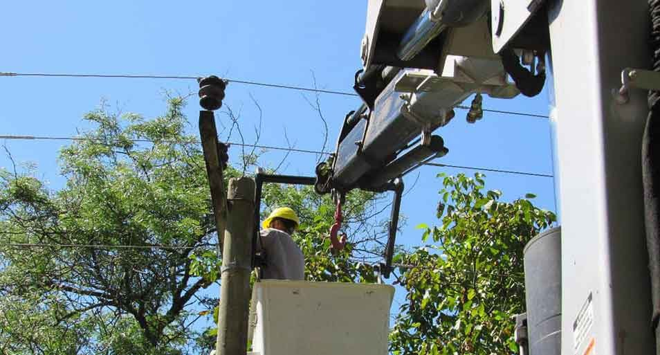 Corte de energía programada para este miércoles 3 de junio