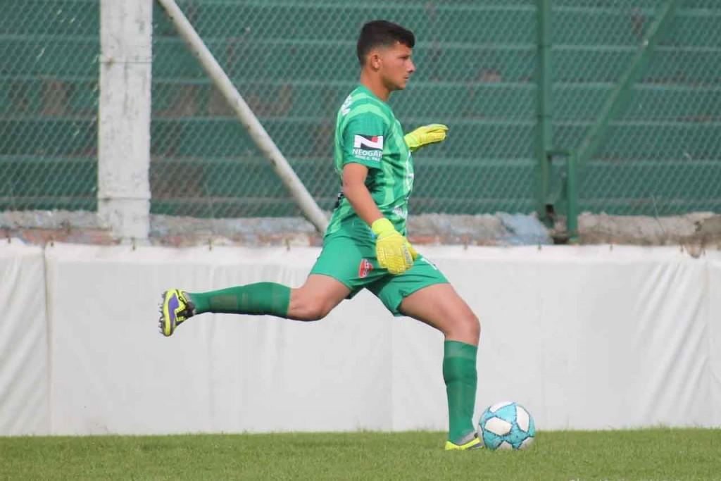 Nahuel Miguel; El futbol y la solidaridad en las manos de una misma persona