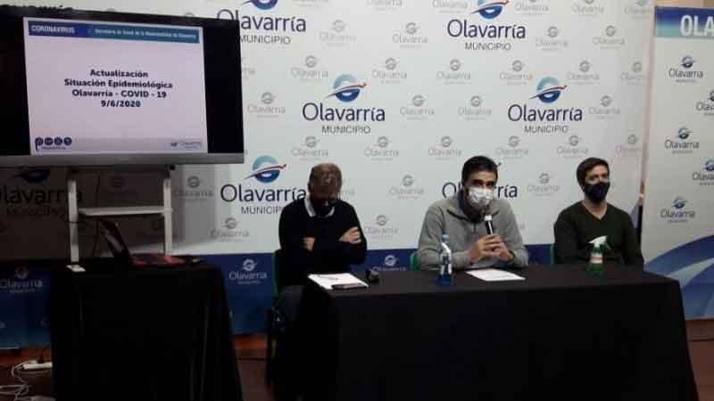 Olavarría; Siete nuevos casos de coronavirus