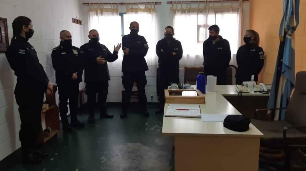 El Prefecto Mayor Mariano Ciancio Gelosi es el nuevo director de la Unidad Nº17
