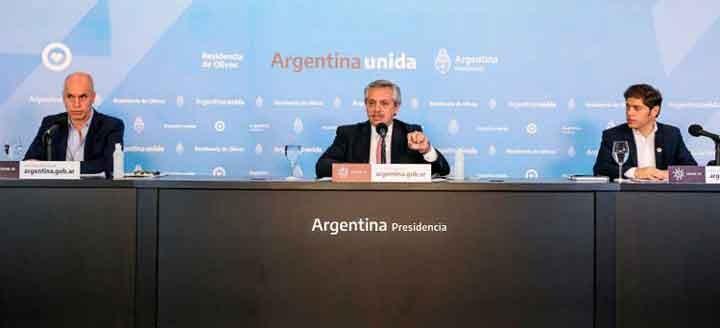 Alberto Fernández extendería la cuarentena hasta el 12 de julio