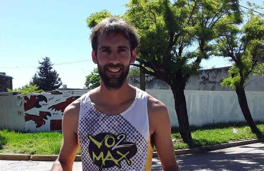 Jorge Arancibia; 'Mi motivación para entrenar día a día son los objetivos que me propongo cumplir en cada competencia'