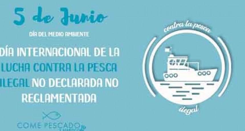Día Internacional de la Lucha Contra la Pesca Ilegal