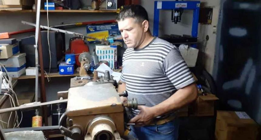 Víctor González; 'Lo mejor es poder disfrutar de hacer lo que uno hace todos los días'