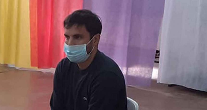 Alejandro Lappena; 'La responsabilidad de todos es la mejor manera de enfrentar esta pandemia'