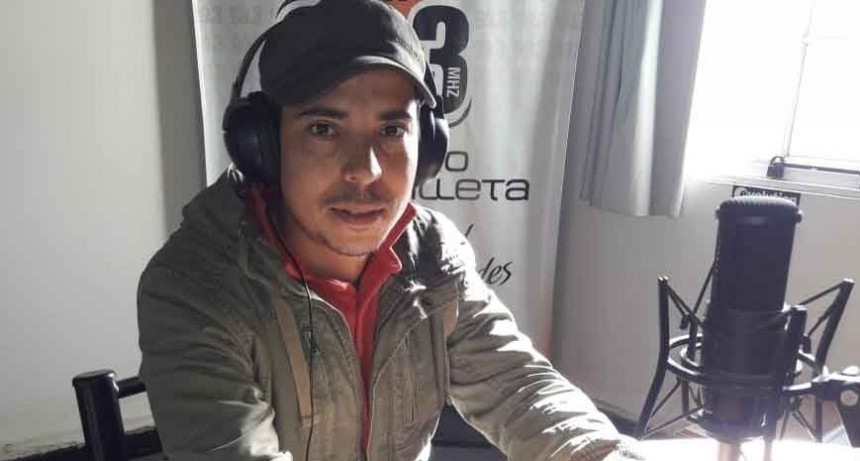 Cesar Bruno; 'La idea es seguir creciendo y ofreciendo nuevos servicios a los clientes'