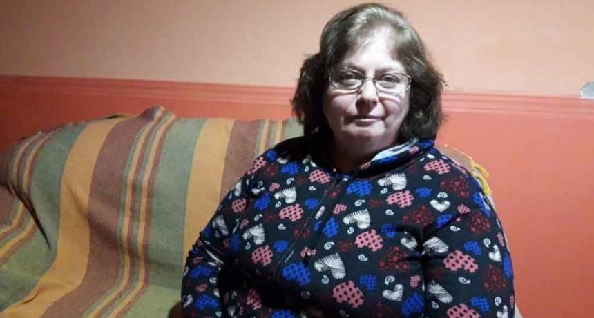Alicia Goya; 'La palabra de Dios siempre está para quien la este necesitando'