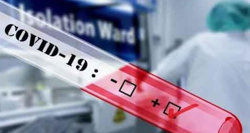 Coronavirus: informan 17 nuevas muertes dando un total de 1167 fallecidos desde marzo
