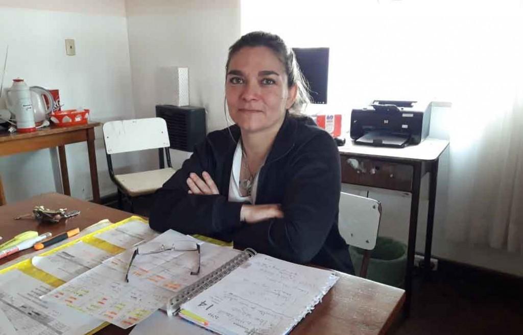 La Escuela Nº 22 de Urdampilleta cumplió 97 años: Alejandra Gonzalez habló en Radio Urdampilleta