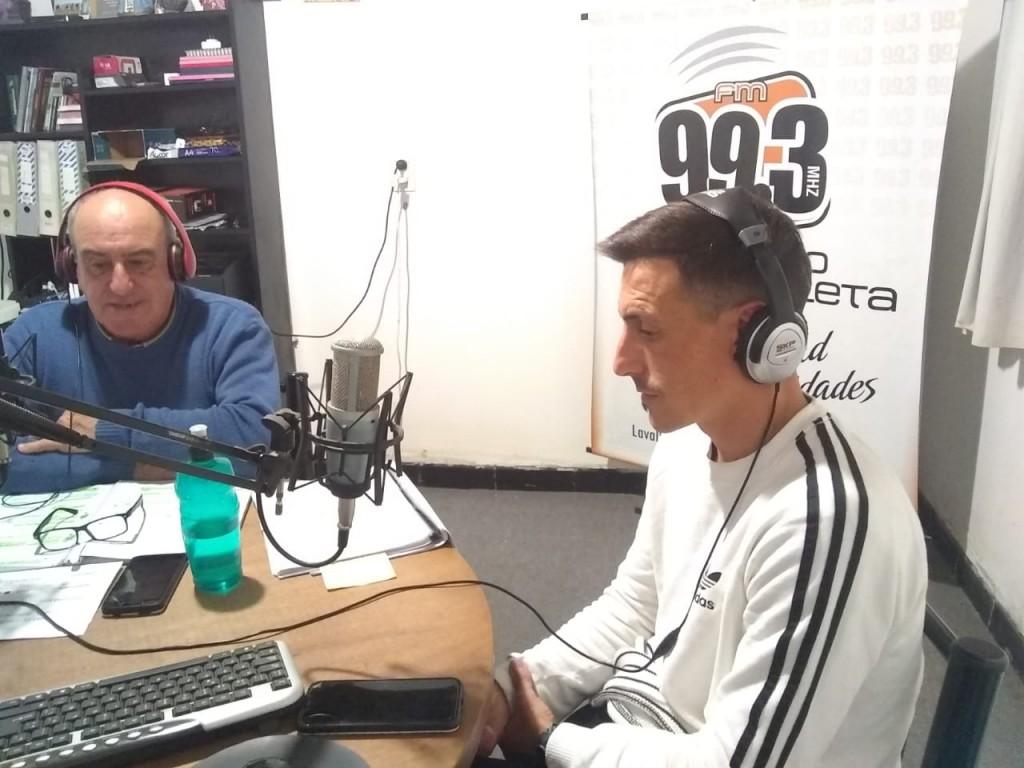 """Juanjo Astorga: """"El fútbol es mucho más que un deporte, es la parte social, es encontrar amistades"""""""