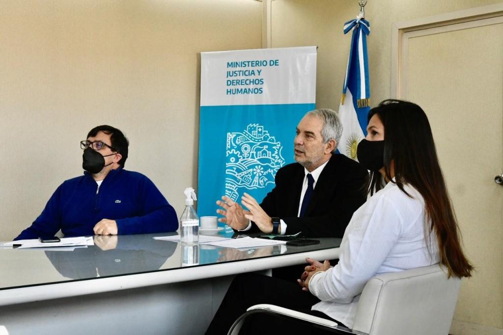 Acuerdo con el Centro Ana Frank: Jóvenes de Cárceles Bonaerenses participaron de talleres de reflexión para concientizar sobre Violencia de Género