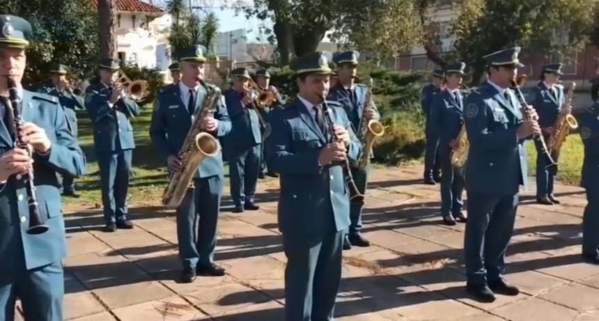 En el Día de la Bandera Nacional: Carrera de oficiales penitenciarios en la Provincia: 549 aspirantes fueron designados Cadetes de primer año