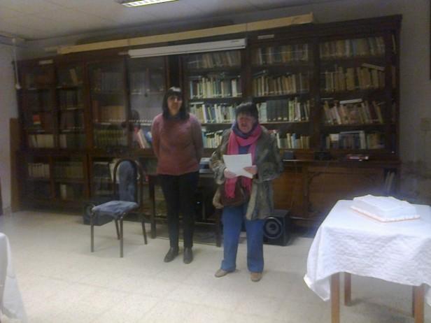 La Biblioteca Popular 'Sarmiento', cumplió 82 años de vida institucional