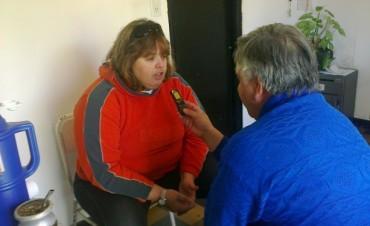 Continúan los controles bromatológicos en Urdampilleta