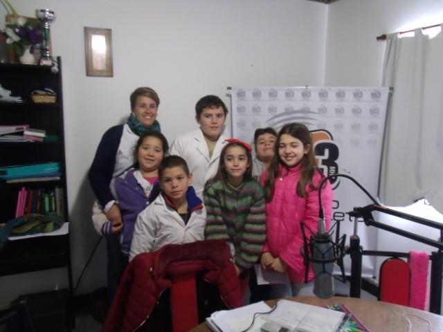 Radio Urdampilleta: 'Noti Radio' tuvo su cuarto programa