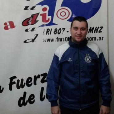 Este viernes se realizará una Clínica de Fútbol a cargo de Pedro Catalano