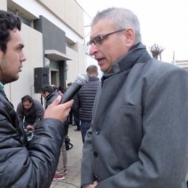 Oscar Ibáñez visitó Urdampilleta y habló sobre proyectos deportivos