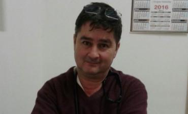 Eduardo Gómez fue derivado a Olavarría