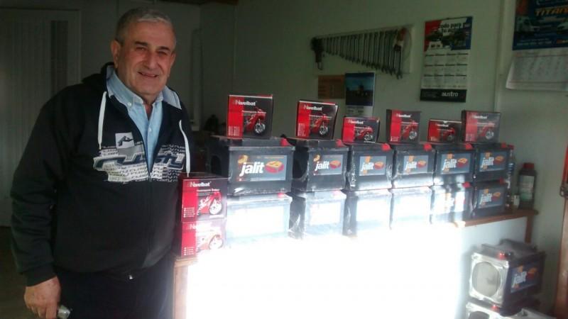 Acumuladores Herrero ofrece toda la linea de baterías