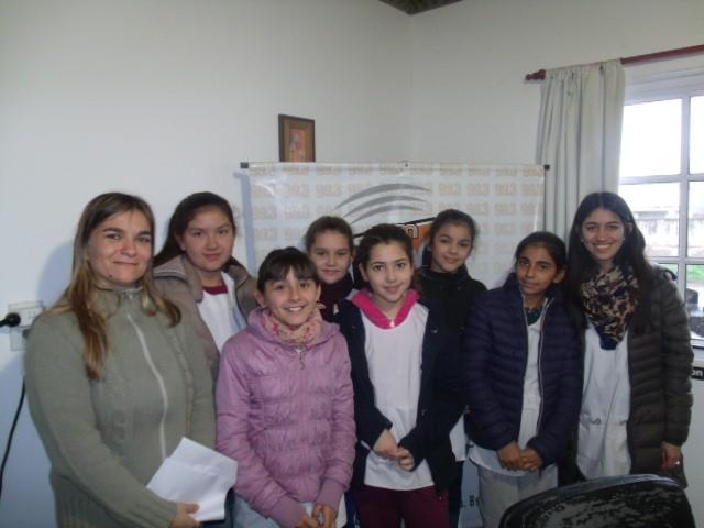 'Las Mañanas de Irigoyen' visitaron nuevamente los estudios de 'Radio Urdampilleta'