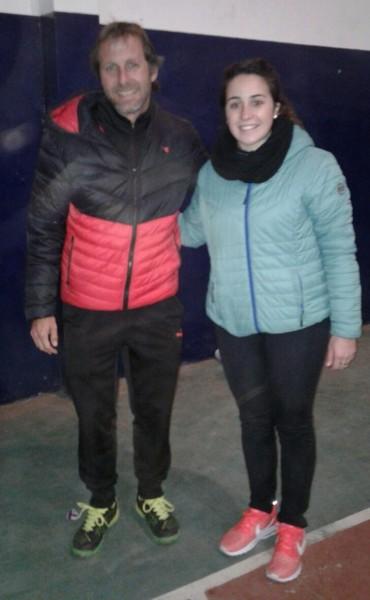 Ricardo Mora: 'A nosotros que nos toca estar en un Hockey más competitivo, y poder mostrarle cosas que uno va aprendiendo en la carrera'