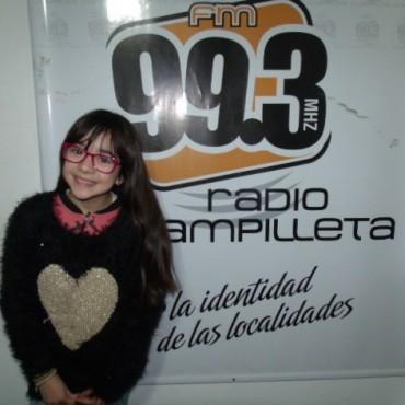Aixa Mendoza ganó en Canto Solista en Torneos BA pasando a Etapa Regional en Azul