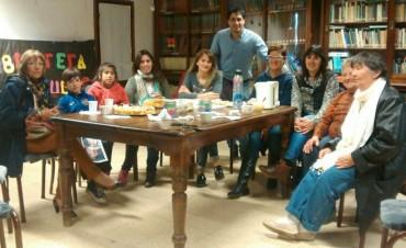 Biblioteca Popular Sarmiento: Celebraron los 84 años de su creación