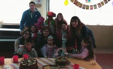 C. E. C  N°803: Festejaron los cumpleaños de alumnos