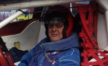 Automovilismo: Mario Vezzosi con gran actuación en Salazar