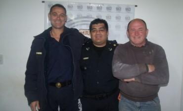 Subcomisaria de Urdampilleta: Colocaron nueva radio policial con mas eficacia y mayor alcance