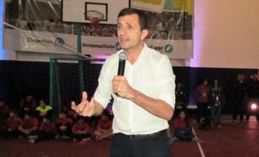 Eduardo Bucca: 'Las cosas no son fáciles, no se realizan de un día para el otro'