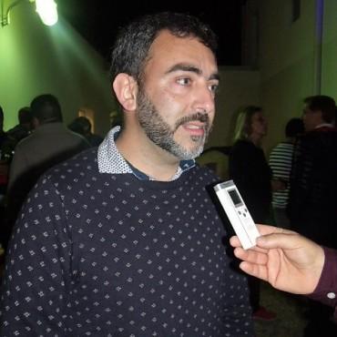 Ezcurra: 'El pavimento es una de las obras más importantes de la urbanización'