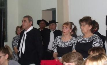 'Agrupación Folclórica Urdampilleta', pasó a la segunda instancia del 'Barlovento'