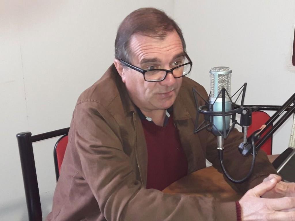 Miguel Spaltro; Descendiente del fundador de la localidad recordó a sus antepasados