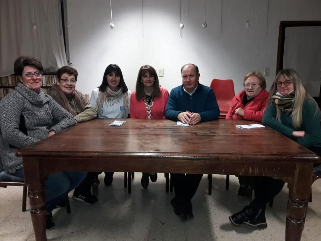 La Biblioteca Popular Sarmiento cumple 85 años de trayectoria en la localidad