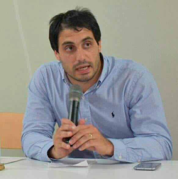 Pablo Bucca: 'La idea es que los vecinos se apropien del proyecto y vaya entendiendo cada paso de esta obra'
